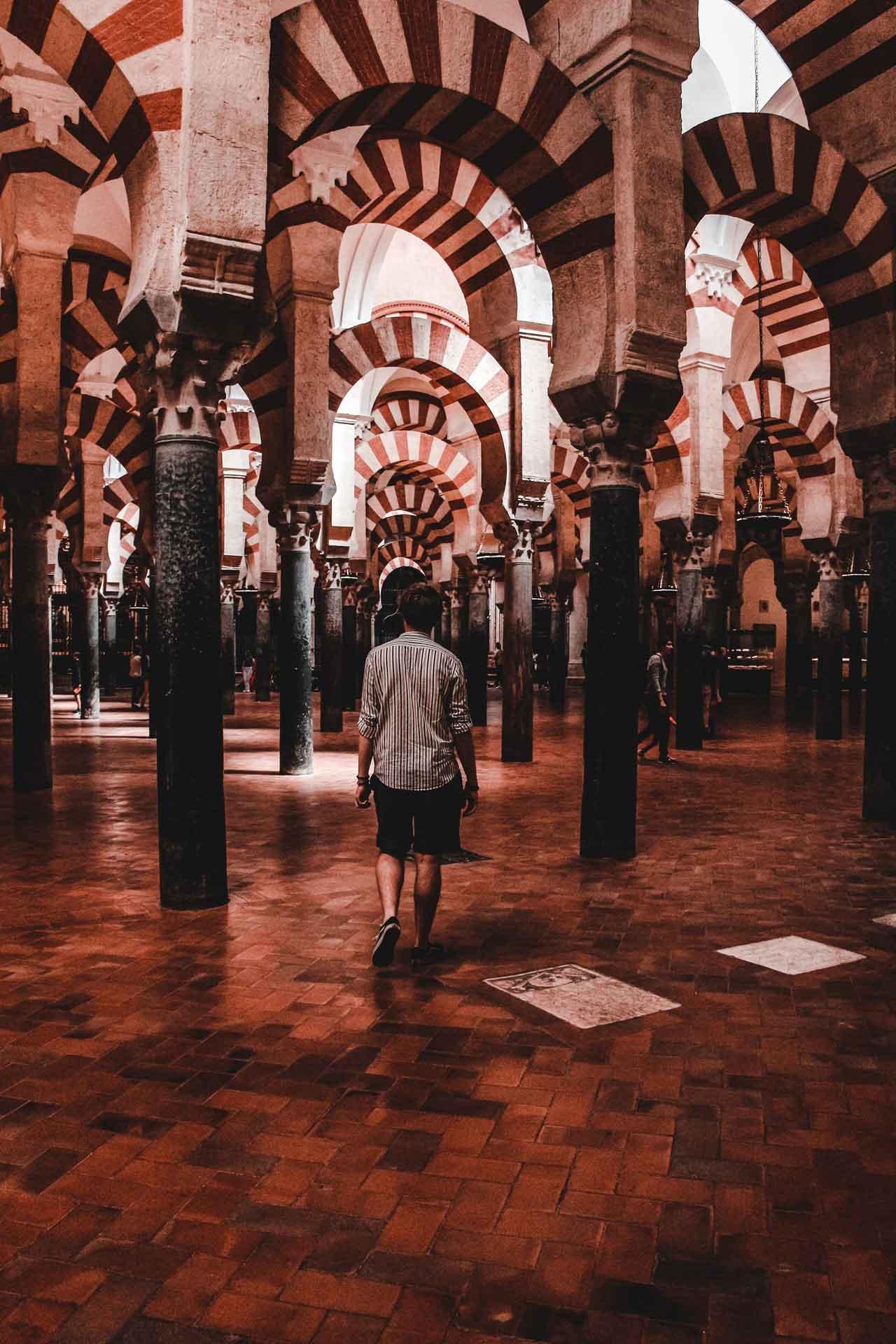 Mezquita-Catedral de Córdoba, patrimonio de la humanidad | Mosque-Cathedral of Córdoba, World Heritage Site | Mosquée-Cathédrale, Patrimoine de l'Humanité