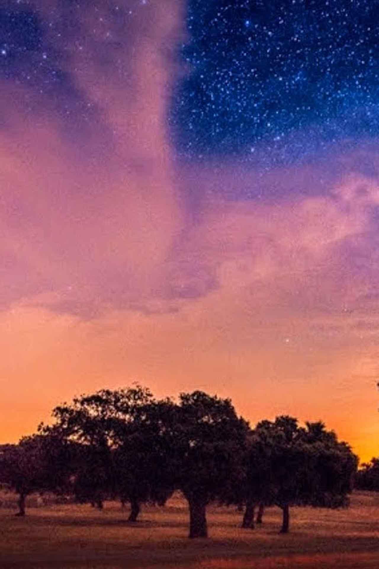 Reserva 'starlight' del Valle de los Pedroches en Córdoba | Starlight reserve | Réserve starlight
